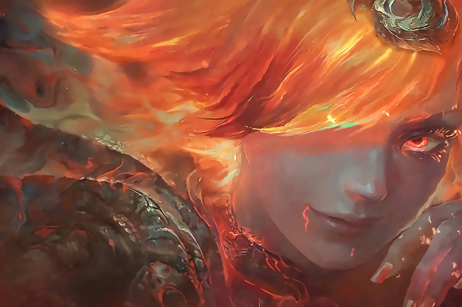 Elemental Lux Fire