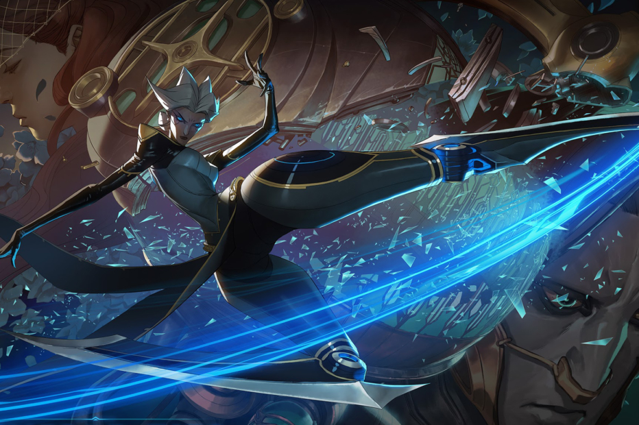 Camille The Steel Shadow