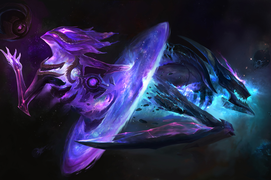 Dark Star Orianna & Kha'Zix