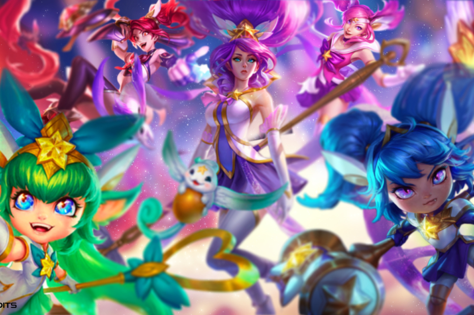 Team Star Guardians