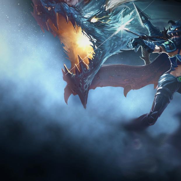 Dragon Slayer Vayne