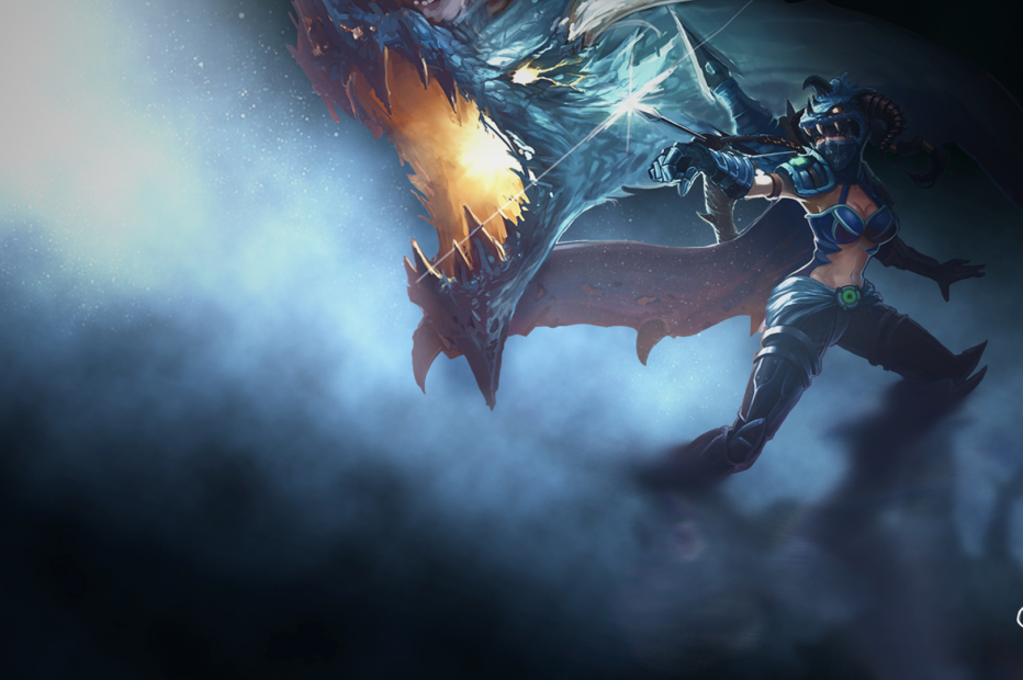 Dragon Slayer Vayne