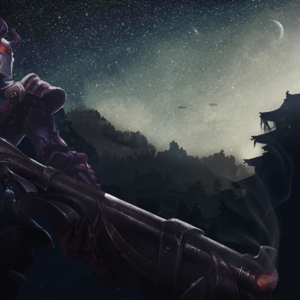 Blood Moon Jhin
