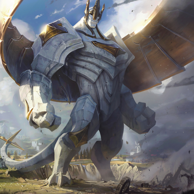 Galio The Colossus